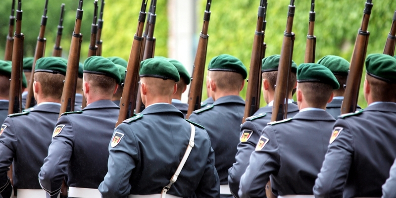 Bundeswehrsoldaten - Foto: über dts Nachrichtenagentur