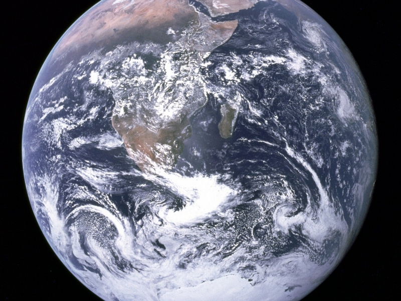 Die Erde aus dem Weltraum aufgenommen - Foto: über dts Nachrichtenagentur