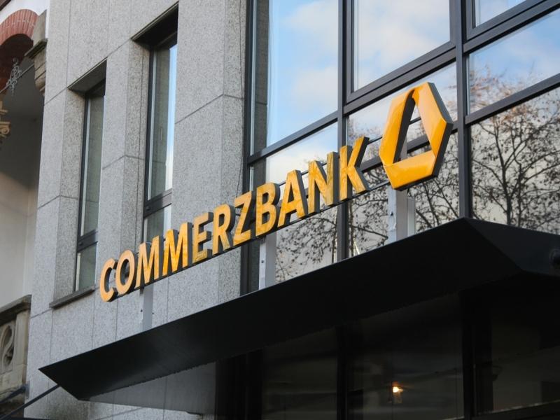 Commerzbank - Foto: über dts Nachrichtenagentur