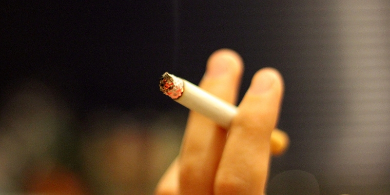 Zigarette - Foto: über dts Nachrichtenagentur