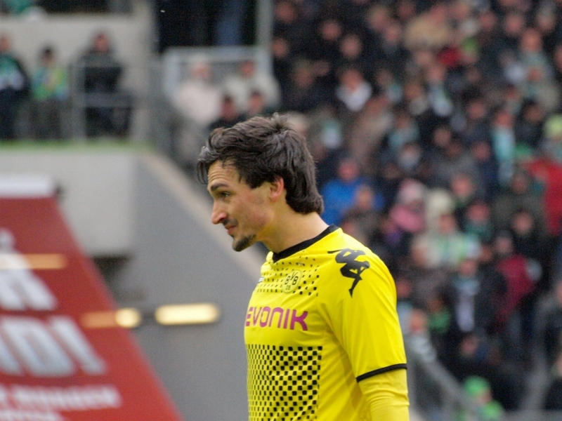 Mats Hummels (Borussia Dortmund) - Foto: über dts Nachrichtenagentur