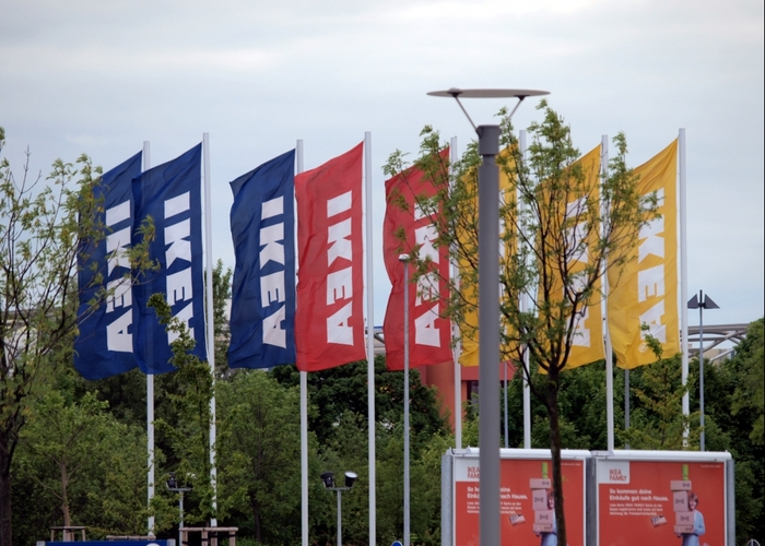 Die Möbelkette Xxxlutz Will In Deutschland An Marktführer Ikea