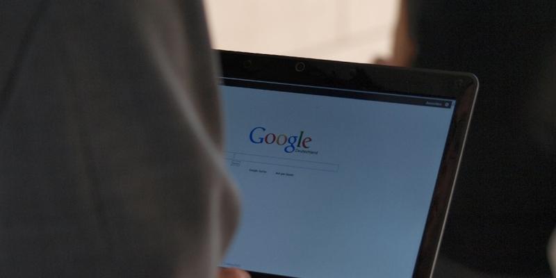 Google-Nutzer am Computer - Foto: über dts Nachrichtenagentur