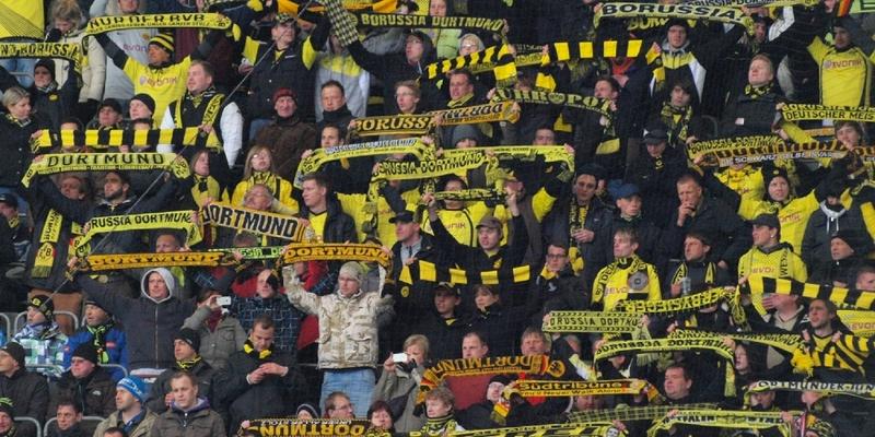Fans von Borussia Dortmund - Foto: über dts Nachrichtenagentur