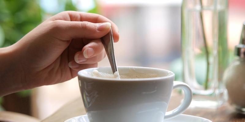 Eine Tasse Kaffee in einem Café - Foto: über dts Nachrichtenagentur