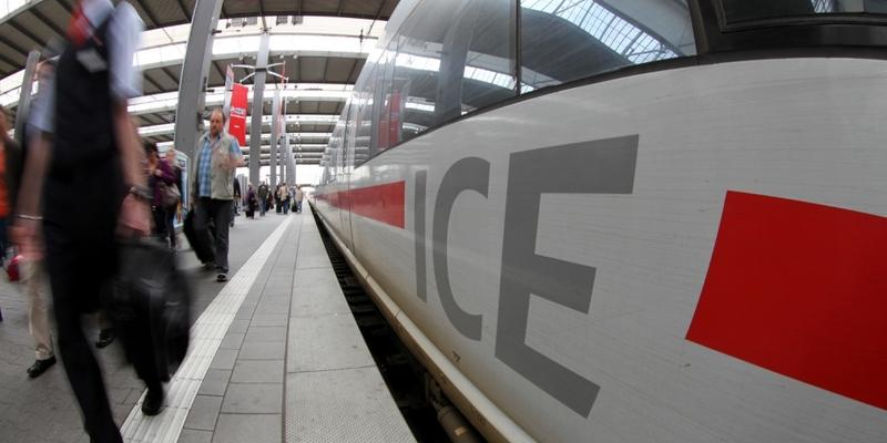 ICE-Zug - Foto: über dts Nachrichtenagentur