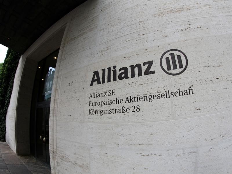 Allianz-Zentrale - Foto: über dts Nachrichtenagentur