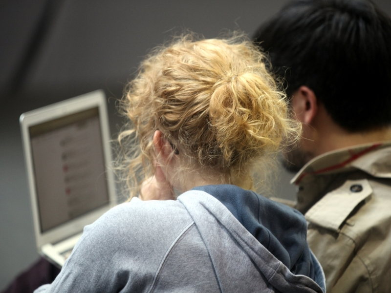 Pärchen am Computer - Foto: über dts Nachrichtenagentur