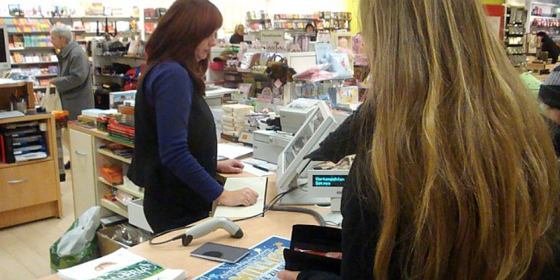 Verkauf in einem Kaufhaus - Foto: über dts Nachrichtenagentur