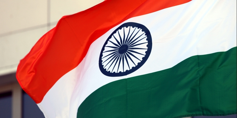 Fahne von Indien - Foto: über dts Nachrichtenagentur