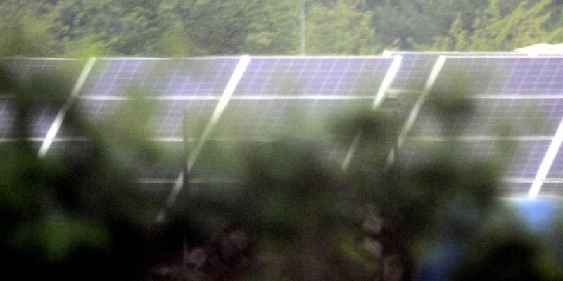 Solaranlage - Foto: über dts Nachrichtenagentur