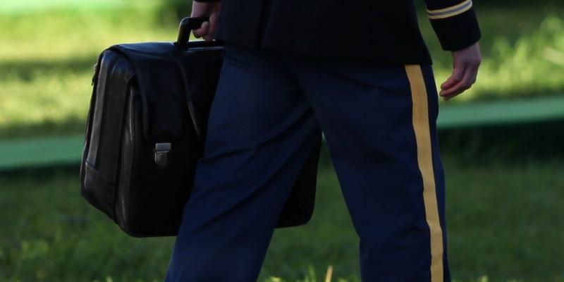Atomkoffer - Foto: über dts Nachrichtenagentur
