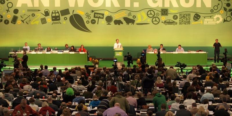 Parteitag von Bündnis 90 / Die Grünen - Foto: über dts Nachrichtenagentur