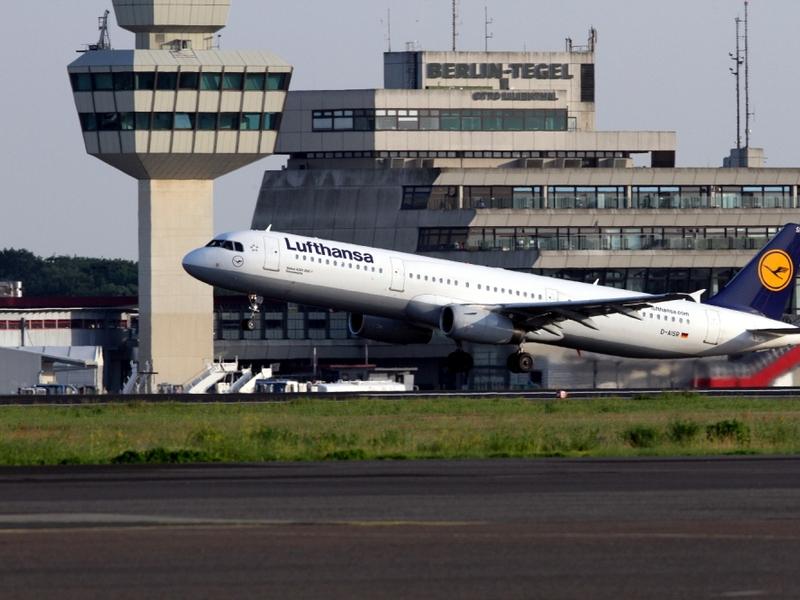 Lufthansa startet in Berlin-Tegel - Foto: über dts Nachrichtenagentur