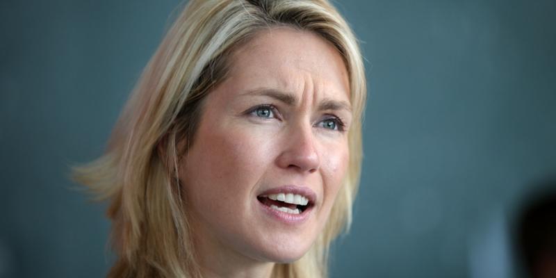 Manuela Schwesig spricht vor Journalisten - Foto: über dts Nachrichtenagentur