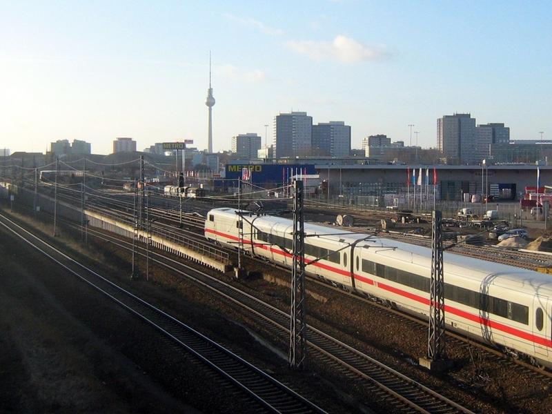 ICE der Deutschen Bahn in Berlin - Foto: über dts Nachrichtenagentur