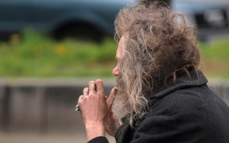 Obdachloser - Foto: über dts Nachrichtenagentur