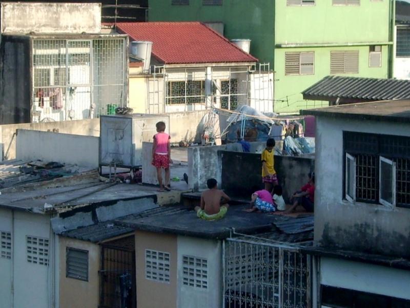 Kinder in einem Slum - Foto: über dts Nachrichtenagentur
