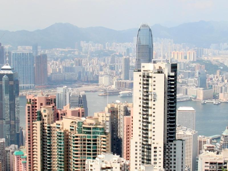 Blick über Hongkong - Foto: über dts Nachrichtenagentur