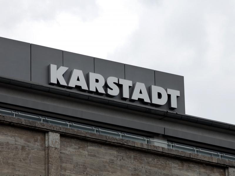 Karstadt - Foto: über dts Nachrichtenagentur