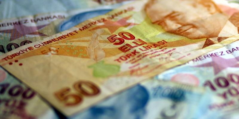 Türkische Lira - Foto: über dts Nachrichtenagentur