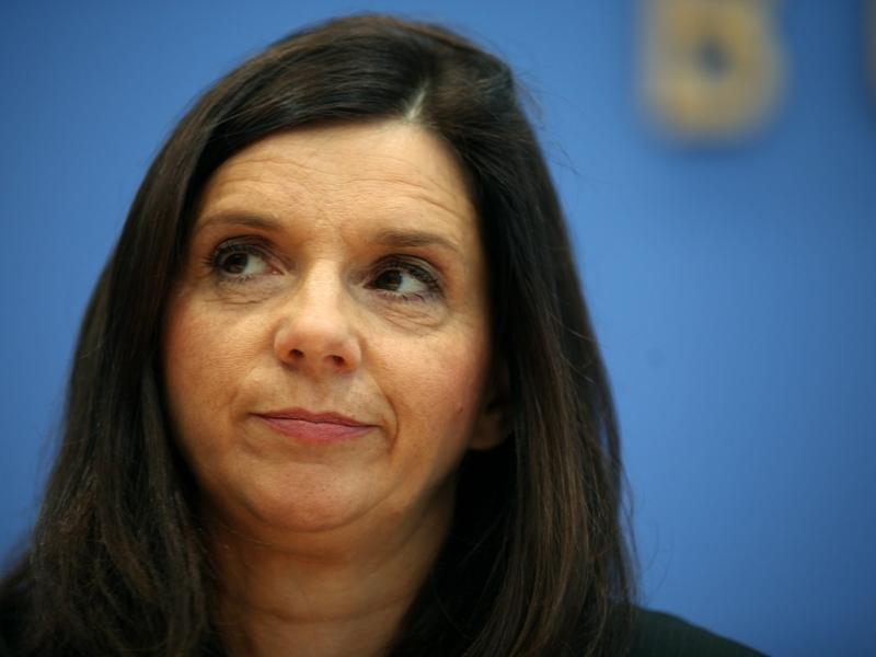 Katrin Göring-Eckardt - Foto: über dts Nachrichtenagentur