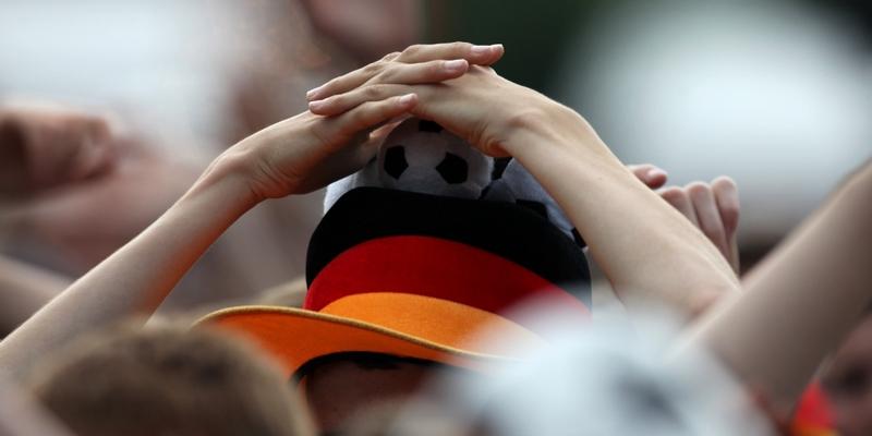 Fußballfan der Deutschen Fußball-Nationalmannschaft - Foto: über dts Nachrichtenagentur
