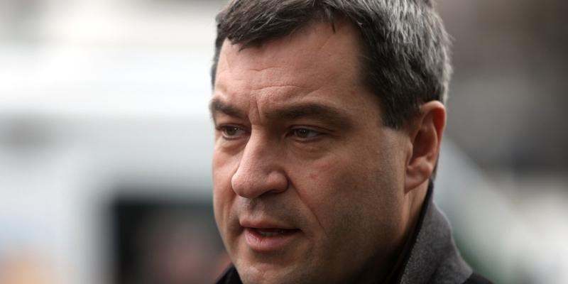 Markus Söder am 21.11.13 in Berlin - Foto: über dts Nachrichtenagentur