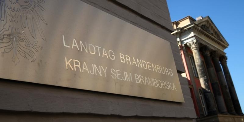 Landtag Brandenburg - Foto: über dts Nachrichtenagentur