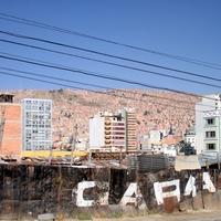 Stromleitung in Boliviens Hauptstadt La Paz - Foto: über dts Nachrichtenagentur