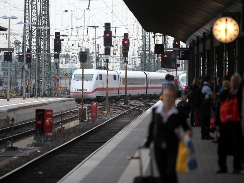 ICE der Deutschen Bahn - Foto: über dts Nachrichtenagentur