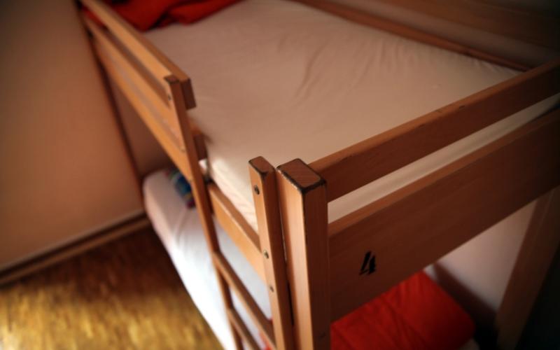 Doppelstockbett in einer Jugendherberge - Foto: über dts Nachrichtenagentur