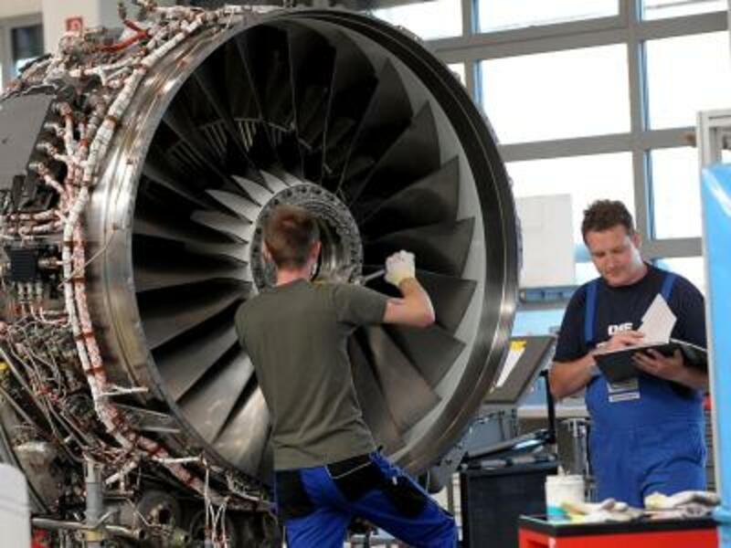 MTU Aero Engines - Foto: Peter Steffen