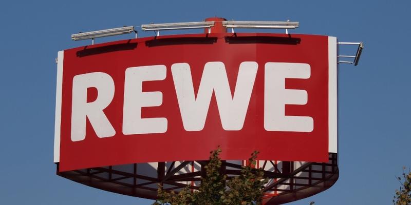 Rewe-Logo - Foto: über dts Nachrichtenagentur