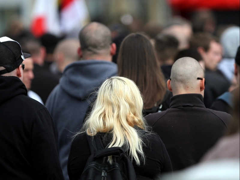 Rechtsextreme - Foto: über dts Nachrichtenagentur