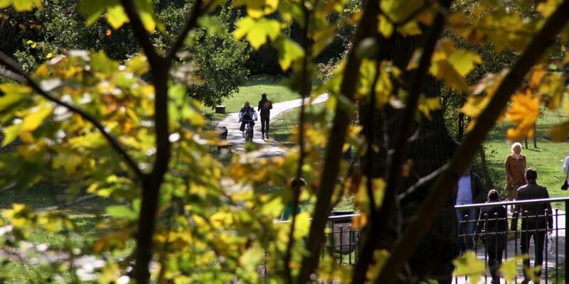 Oktoberwetter - Foto: über dts Nachrichtenagentur