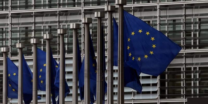 EU-Fahnen - Foto: über dts Nachrichtenagentur
