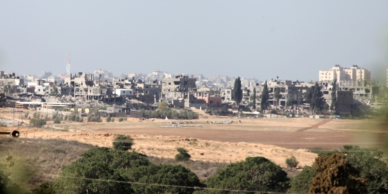 Gazastreifen - Foto: über dts Nachrichtenagentur