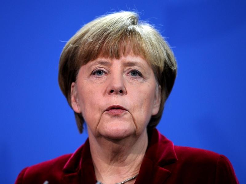 Angela Merkel am 15.12.2014 - Foto: über dts Nachrichtenagentur