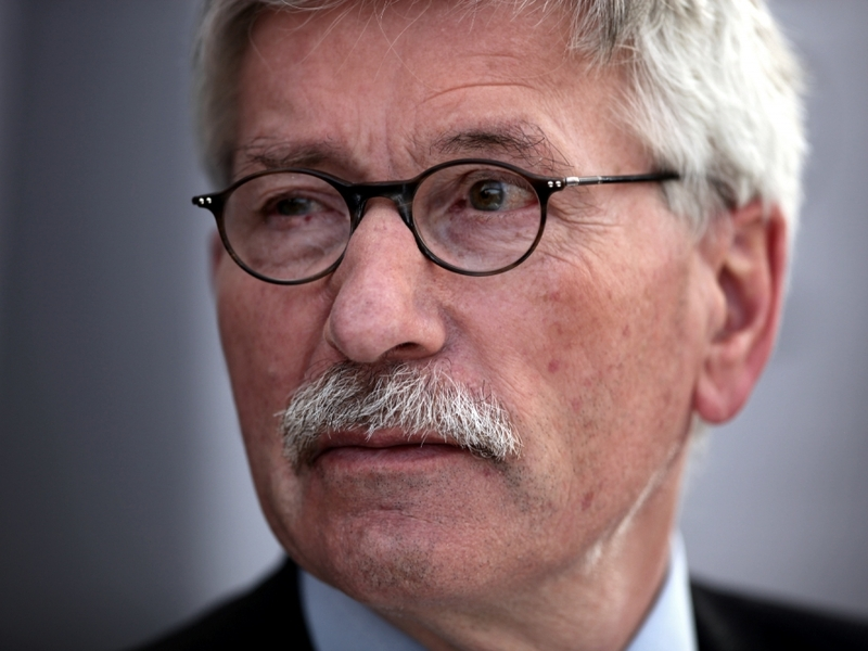 Thilo Sarrazin - Foto: über dts Nachrichtenagentur