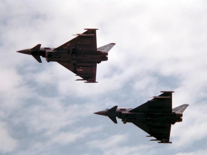 Eurofighter - Foto: brain_bug, über dts Nachrichtenagentur