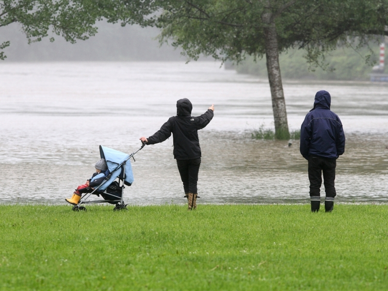 Hochwasser - Foto: über dts Nachrichtenagentur