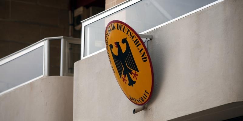 Deutsche Botschaft im Ausland - Foto: über dts Nachrichtenagentur