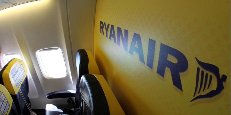 Ryanair-Maschine - Foto: über dts Nachrichtenagentur