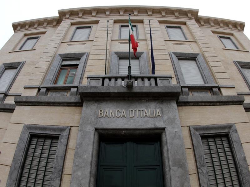Italienische Zentralbank Banca d`Italia - Foto: über dts Nachrichtenagentur