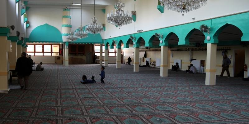 Al Nur Moschee - Foto: über dts Nachrichtenagentur