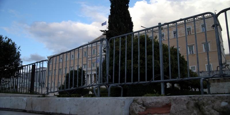 Griechisches Parlament - Foto: über dts Nachrichtenagentur