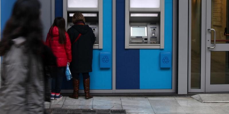 Geldautomat in Athen - Foto: über dts Nachrichtenagentur