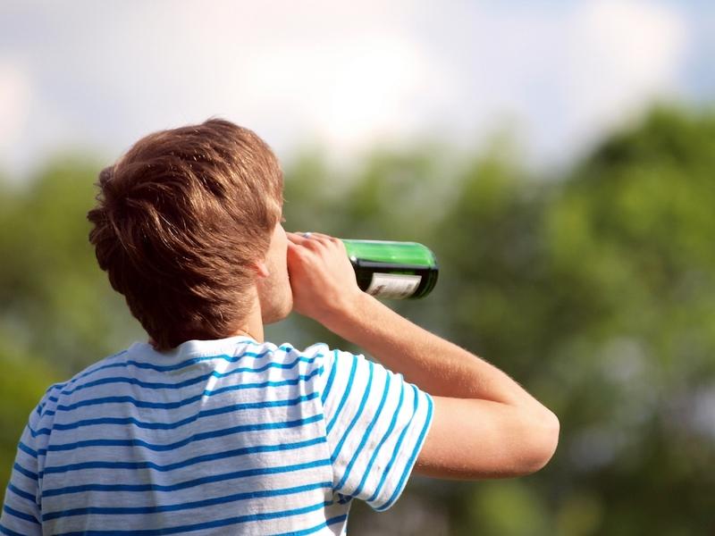 Biertrinkender Mann - Foto: über dts Nachrichtenagentur