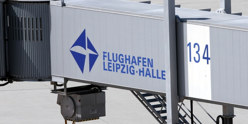 Flughafen Leipzig/Halle - Foto: über dts Nachrichtenagentur
